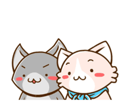 SUZU-NYAN Animation sticker sticker #11759850