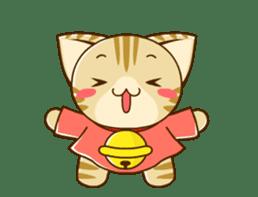 SUZU-NYAN Animation sticker sticker #11759851