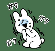 Extremely Rabbit Animated sticker #11760024