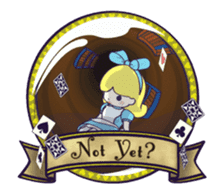 Moving Snow Globe English Ver.2 sticker #11760269