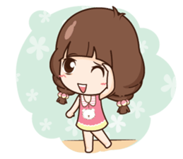 Milin so cute + sticker #11761864