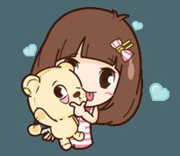 Milin so cute + sticker #11761867