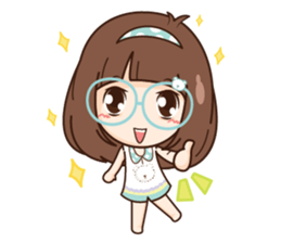 Milin so cute + sticker #11761868