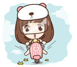 Milin so cute + sticker #11761871