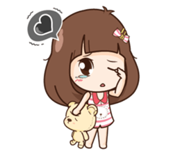 Milin so cute + sticker #11761872