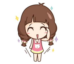 Milin so cute + sticker #11761873