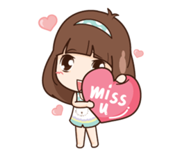 Milin so cute + sticker #11761874