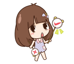 Milin so cute + sticker #11761876