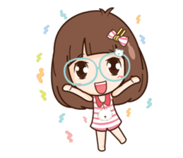 Milin so cute + sticker #11761877