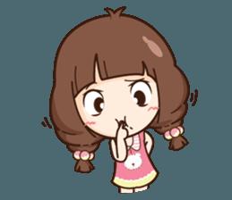 Milin so cute + sticker #11761879