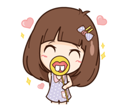 Milin so cute + sticker #11761886