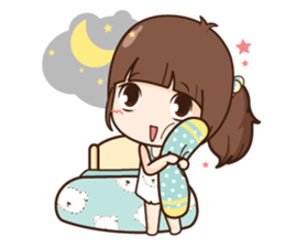 Milin so cute + sticker #11761887
