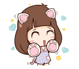 Milin so cute + sticker #11761889