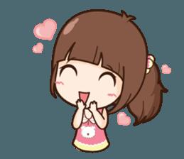 Milin so cute + sticker #11761901