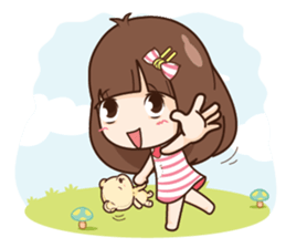 Milin so cute + sticker #11761903