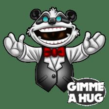Introducing Boss Panda (Revised) sticker #11763793