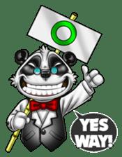 Introducing Boss Panda (Revised) sticker #11763796