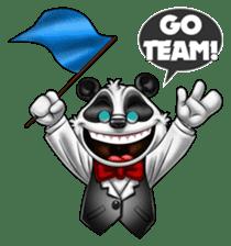 Introducing Boss Panda (Revised) sticker #11763813