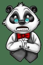 Introducing Boss Panda (Revised) sticker #11763816