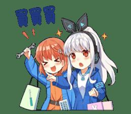 K.R.T.GIRLS II sticker #11774919