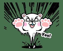 FULL POWER OF BEAR'S!!![EN] sticker #11777565