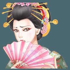 Absolute beauty geisha