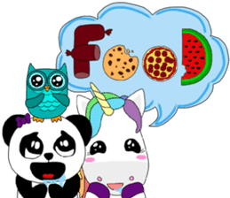 Owlexa & Friends sticker #11787255