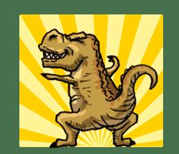 I'm T-Rex sticker #11788238