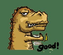 I'm T-Rex sticker #11788240