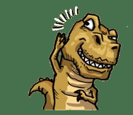 I'm T-Rex sticker #11788241