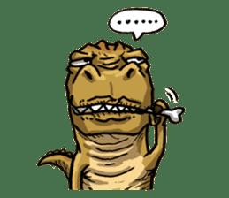 I'm T-Rex sticker #11788243