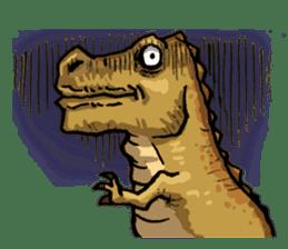 I'm T-Rex sticker #11788244