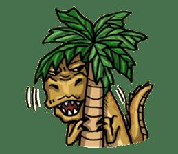 I'm T-Rex sticker #11788247