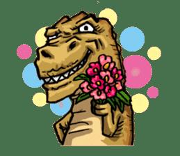 I'm T-Rex sticker #11788251
