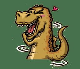 I'm T-Rex sticker #11788252