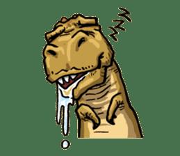 I'm T-Rex sticker #11788253