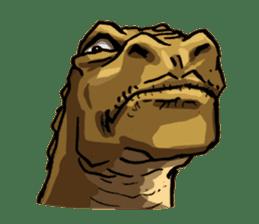 I'm T-Rex sticker #11788255