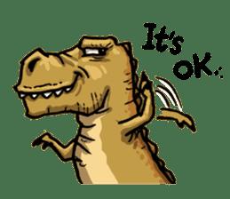 I'm T-Rex sticker #11788261