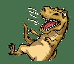 I'm T-Rex sticker #11788263