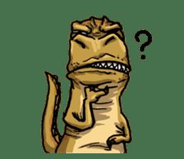 I'm T-Rex sticker #11788264