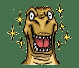 I'm T-Rex sticker #11788266