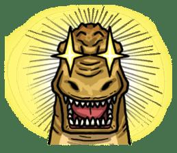 I'm T-Rex sticker #11788268
