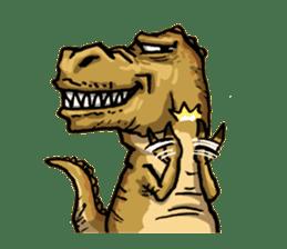 I'm T-Rex sticker #11788269