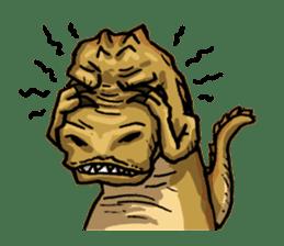 I'm T-Rex sticker #11788270