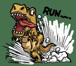 I'm T-Rex sticker #11788271