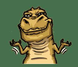 I'm T-Rex sticker #11788272
