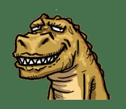 I'm T-Rex sticker #11788275