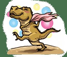 I'm T-Rex sticker #11788276