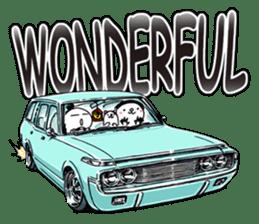 ozizo's Crazy Car Art ver.3 sticker #11788282