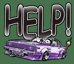 ozizo's Crazy Car Art ver.3 sticker #11788285